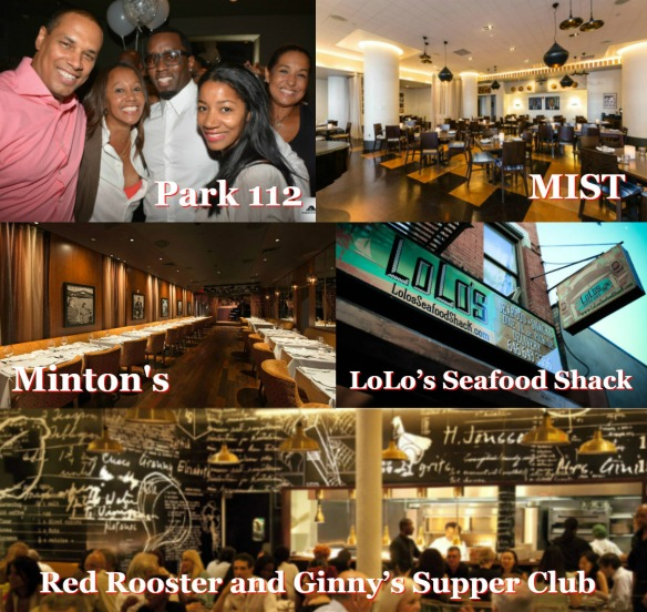 Black-owned restaurants in Harlem