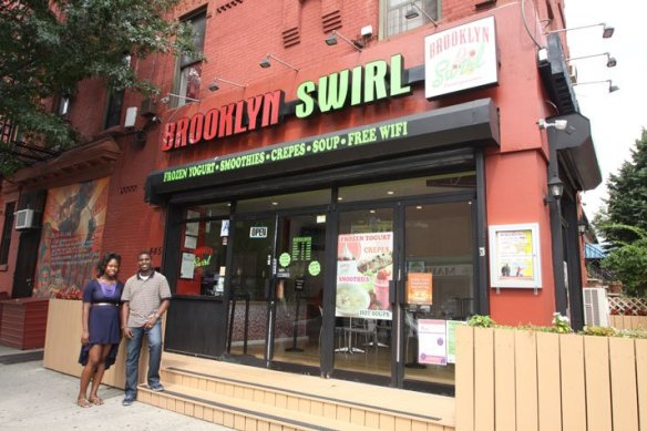 Brooklyn Swirl in Bedford Stuyvesant