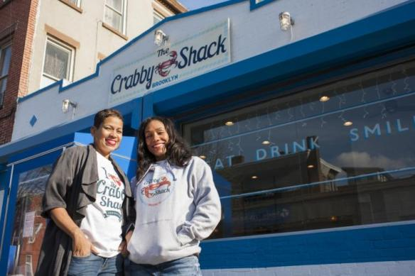The Crabby Shack in Crown Heights