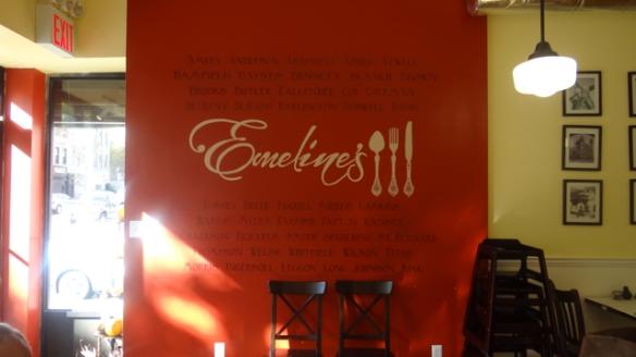 Emeline's in Bedford Stuyvesant