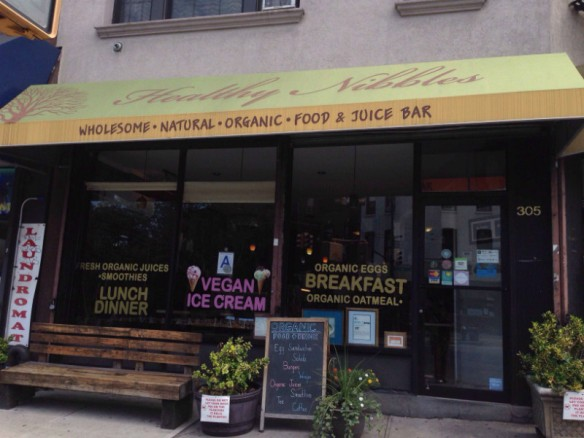 Healthy Nibbles in Prospect Heights