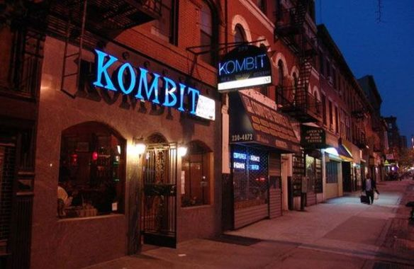 Kombit Bar & Restaurant in Prospect Heights