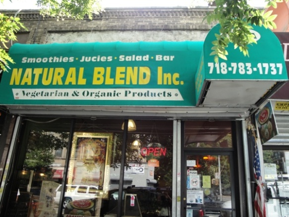 Natural Blend Brooklyn