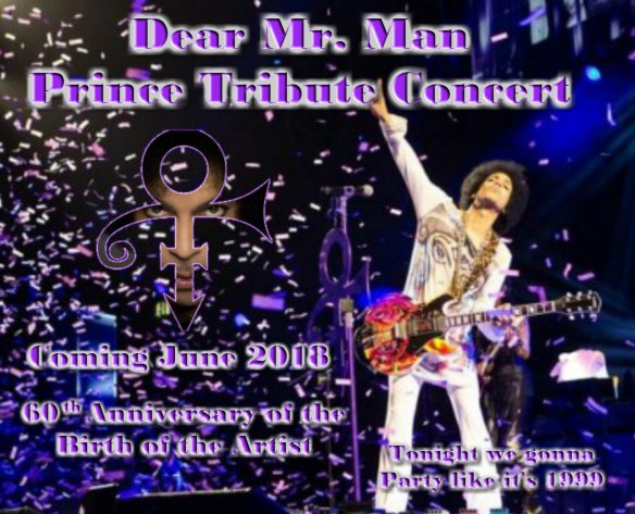 Dear Mr Man Prince Tribute