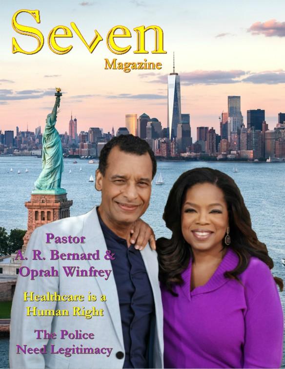 Seven Magazine Bernard Winfrey