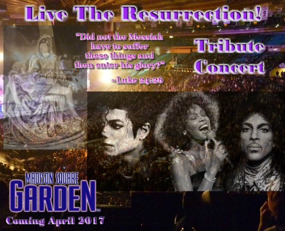 Live The Resurrection! Tribute Concert