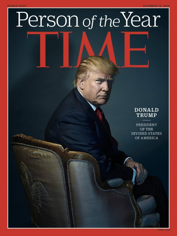 Donald Trump - Time Person of the Year
