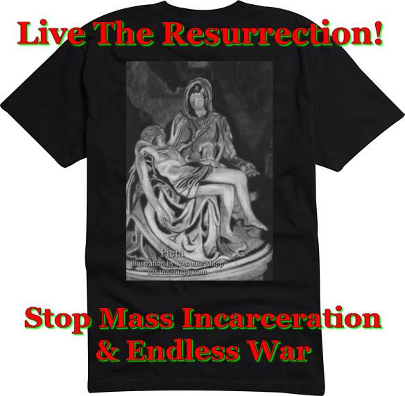 Live The Resurrection
