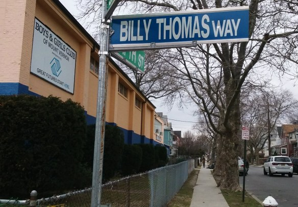 Billy Thomas Way