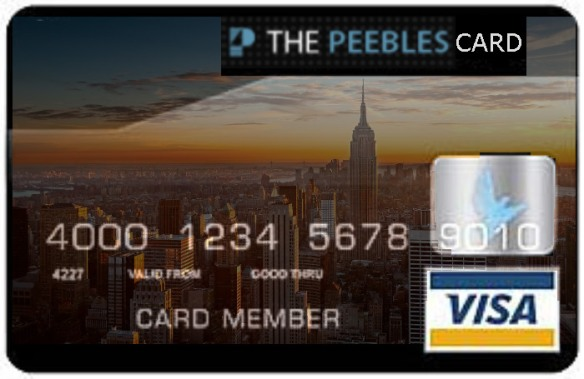 The Peebles Card