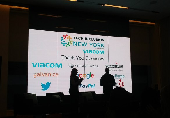 Tech Inclusion New York