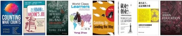 Yong Zhao books