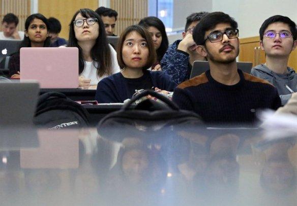 NYU Comp Sci class