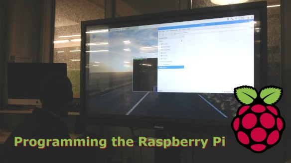 Programming Raspberry Pi