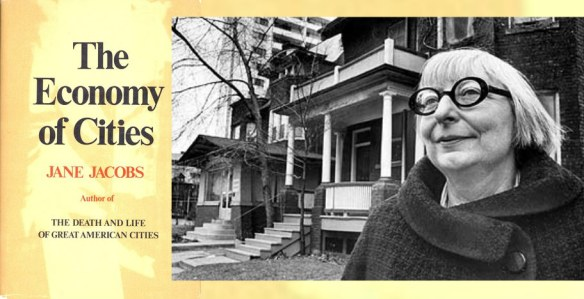 Jane Jacobs - The Economy of Cities