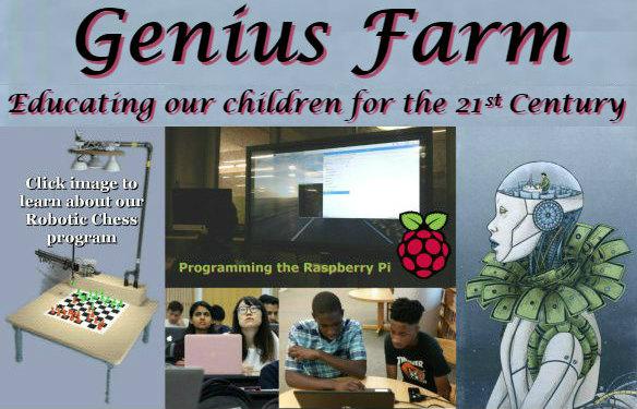 Genius Farm