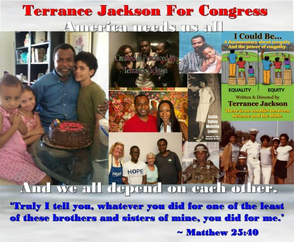 Terrance Jackson for Congress