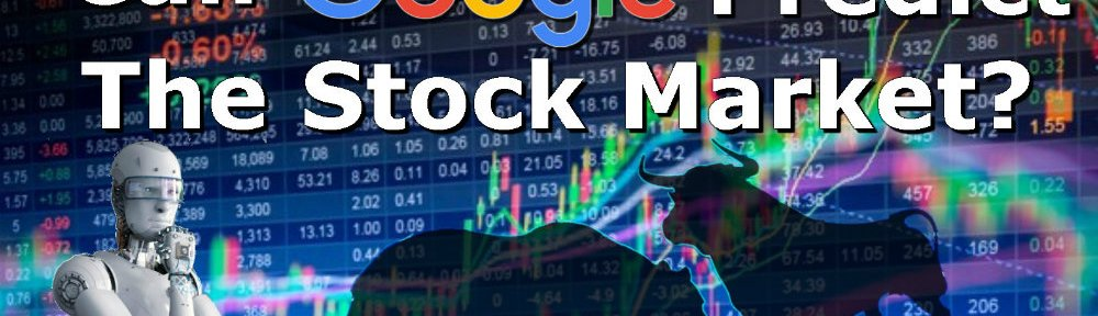 Can Google Predict the Stock Market | StartUpTown