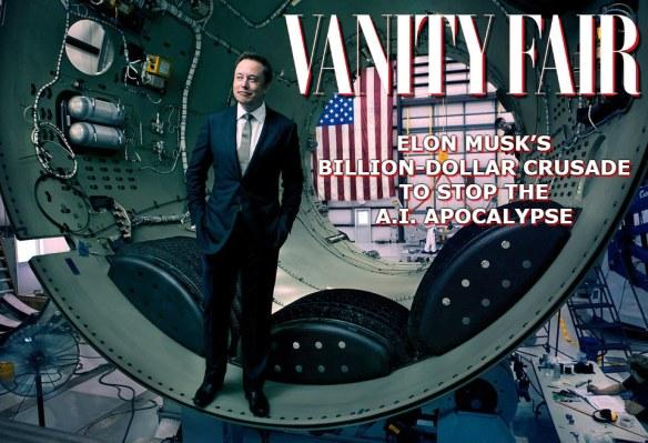 Vanity Fair - Elon Musk