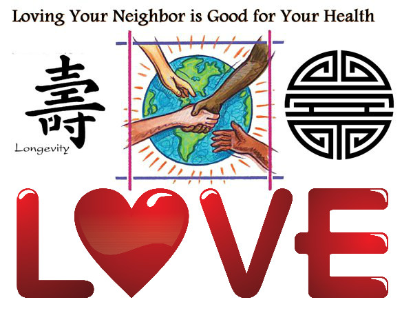 Loving Your Neighbor is Good for Your Health