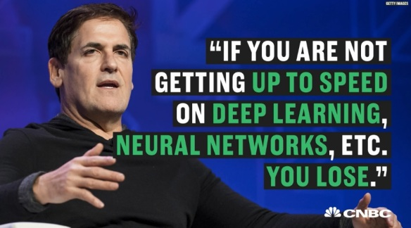 Mark Cuban on AI