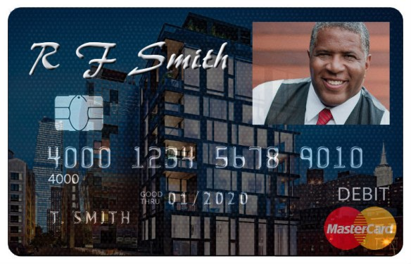 The R F Smith Card